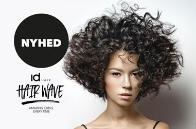 Hair Wave - nyt permanentsystem fra IdHAIR